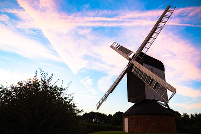 Mountnessing Windmill, Essex