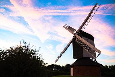 Mountnessing Windmill, Essex
