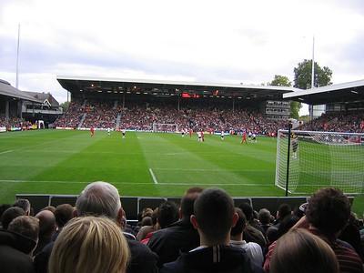 Fulham v Liverpool (Craven Cottage) - October 2005