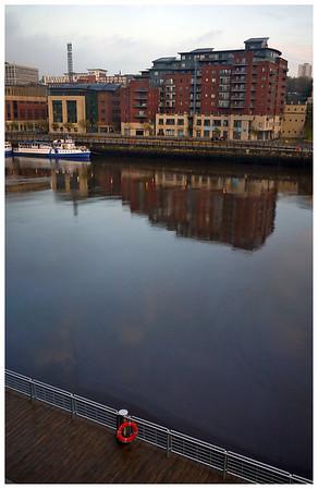 Gateshead Quays & Newcastle Quayside - Nov 2011