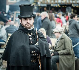 Gloucester & The Victorian Christmas Market, November 2017