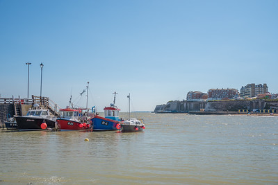 5.2 Best British Holiday Locations - Broadstairs - Paul K Porter
