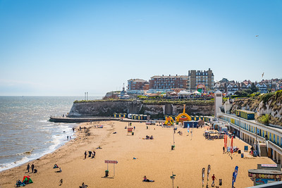 Broadstairs Beach, UK