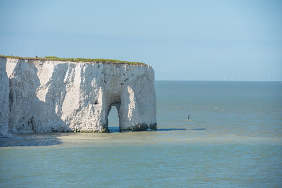 Kingsgate Bay, Kent UK