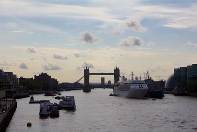 Tower Bridge Context