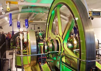 Tower Bridge engine