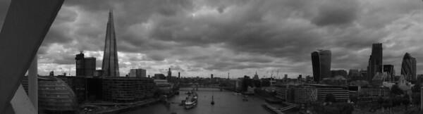 The Tower Bridge view