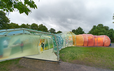 Serpentine Pavilion 2015 - designed by selgascano ( José Selgas and Lucía Cano )