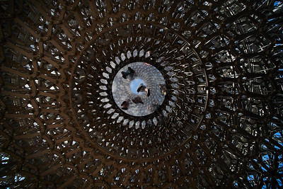 The Hive | created by Wolfgang Buttress | Kew Gardens | 2016