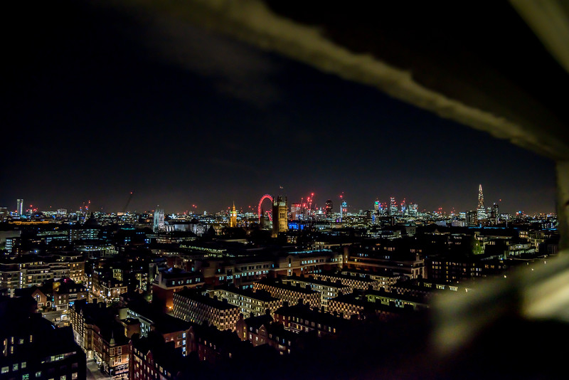 Different view of London,
