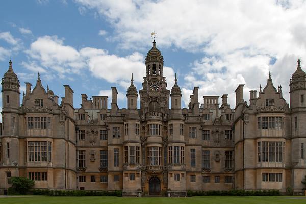 Harlaxton Manor main house
