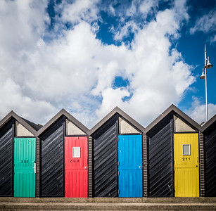 Postcards from Lowestoft
