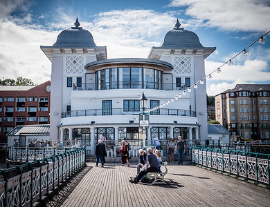 Postcards from Penarth, July 2017