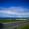 A836 near Dunnet