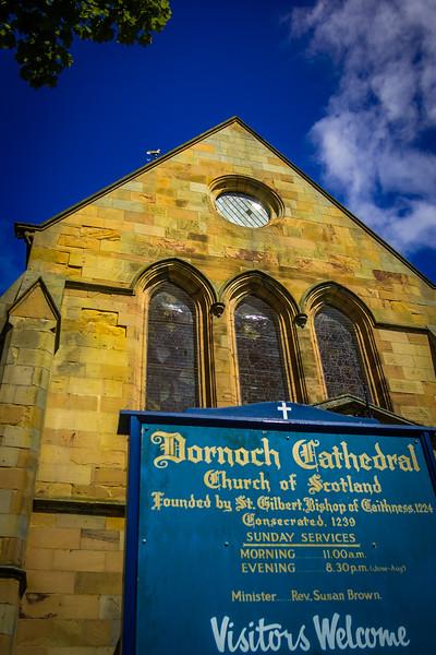 Dornoch, Scotland