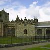 St Cybi's Church, Holyhead, Wales