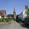 Weobley Parish Church, England