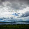 Oil Rig in Moray Firth, Scotland