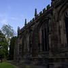 St Mary's Church, Mold, Wales