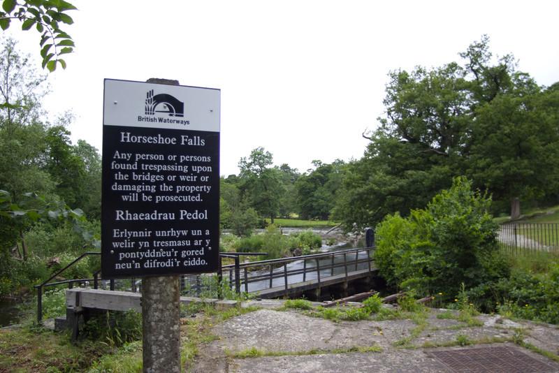 Horseshoe Falls, Wales