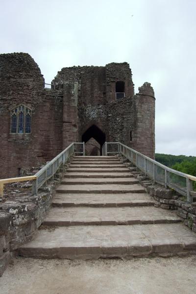 Goodrich Castle, England