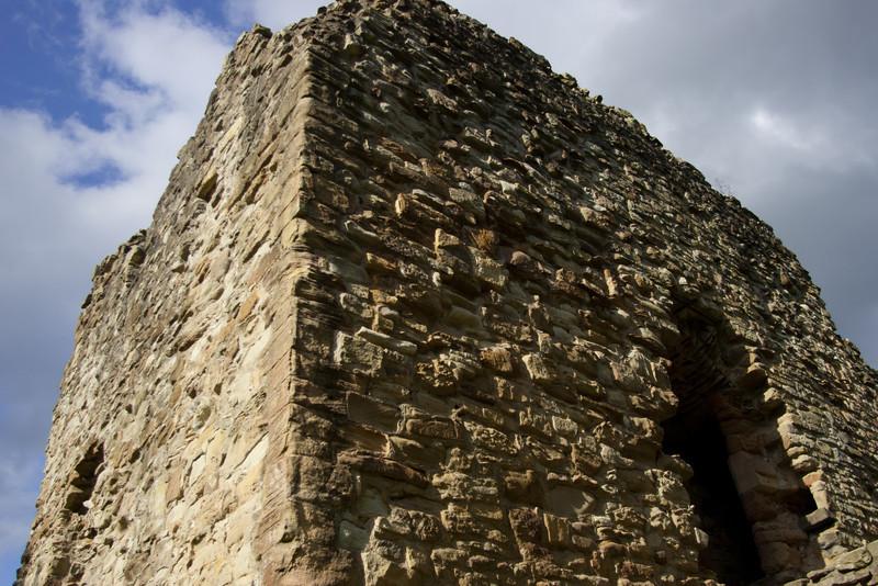 Ewloe Castle, Wales