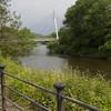 Jackfield Bridge, Ironbridge Gorge, Shropshire