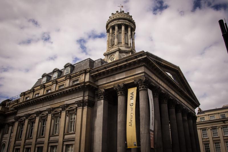 Gallery of Modern Art (GoMA), Glasgow, Scotland