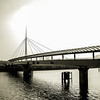 Bell's Bridge, Glasgow, Scotland