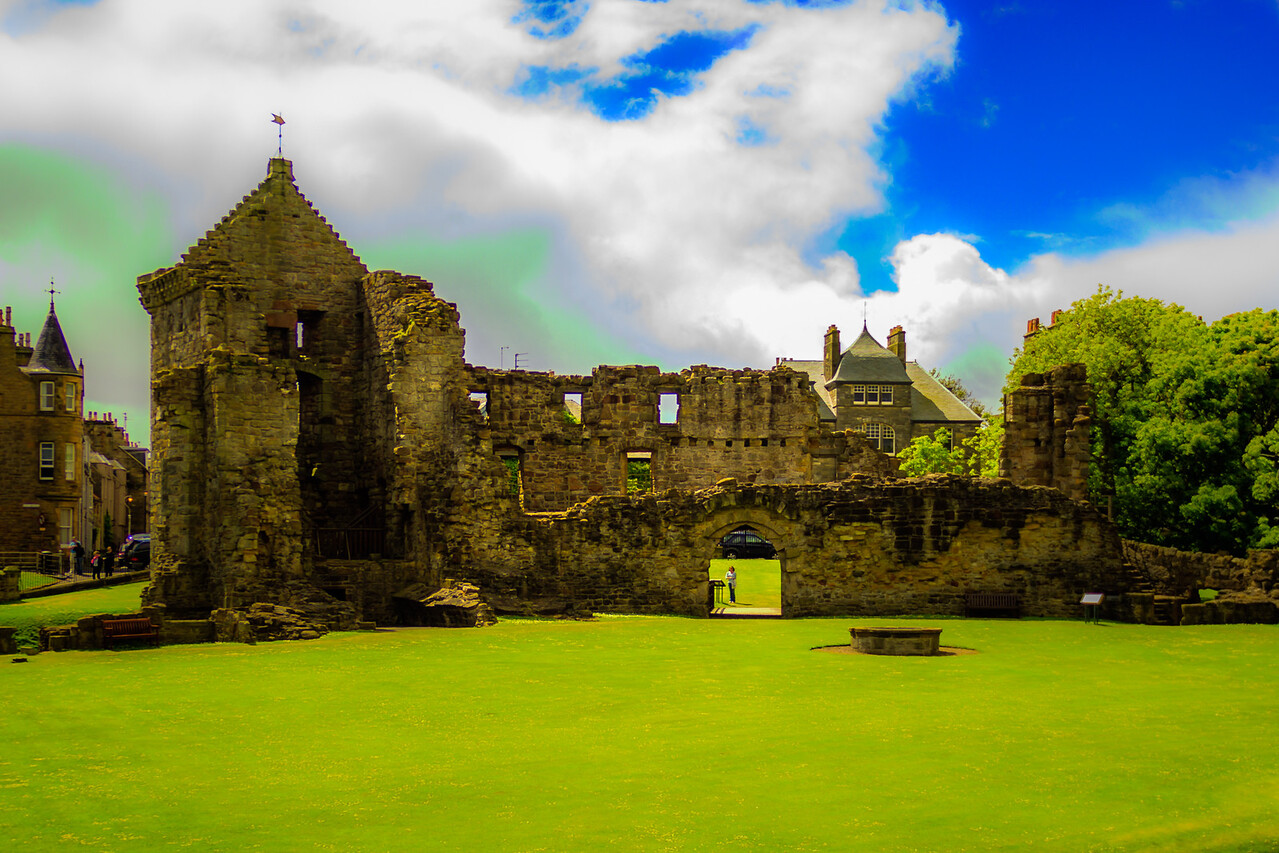St Andrews Castle, Scotland