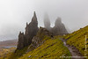 The Sanctuary and Old Man of Storr