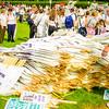 Make Poverty History Protest, Edinburgh