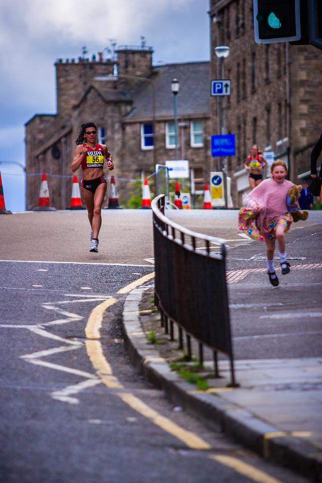 Bupa Great Edinburgh Run, Scotland
