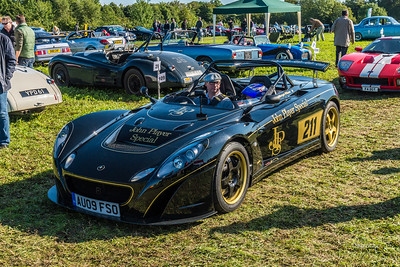 Lotus 2-Eleven John Player special 2009 AU 09 FSO Black