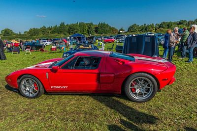 Ford  GT 2005 F4 DGT Red