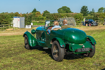 Bentley Speed Six 1929 UU 6930 Green