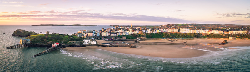 Tenby Views