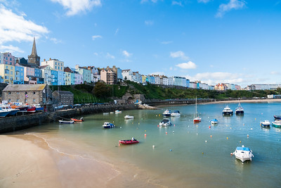 5.2 Best British Holiday Locations - Tenby - Paul K Porter