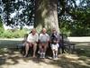 Hanley Swan Oak - Ron, Dad, Mum & Jago