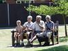Callum, Dad, Ron & Mum