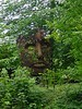 Burghley House - Sculpture Garden - Hidden Face