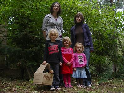 Five Cousins & Family