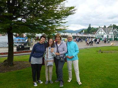 Girls Trip to Lakeland & Ambleside