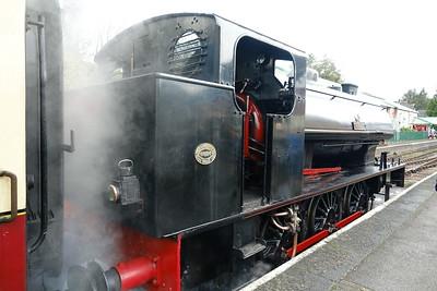 Steam Trains & Windermere - 2017/10/26