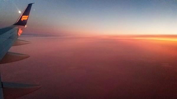 Day 1: Iceland bound.