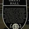 The Great Hall<br /> Edinburgh Castle