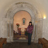 St. Margret's Chapel <br /> Edinburgh Castle