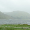 Lady of the Loch<br /> This is the only photo because the wind was blowing about 40 miles an hour & the rains was moving sideways!