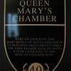 Queen Mary's Chamber.<br /> Edinburgh Castle