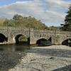 Y Bont Fawr (the Big Bridge) built over the river Mawddach in 1638.